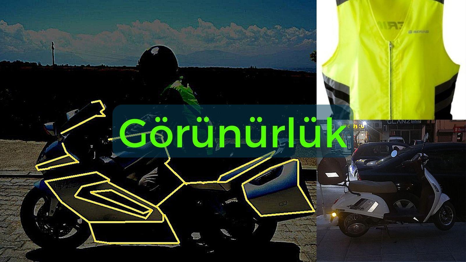 Yaralamalı kaza yapan motosiklet sürücülerinin ortak noktaları araştırması