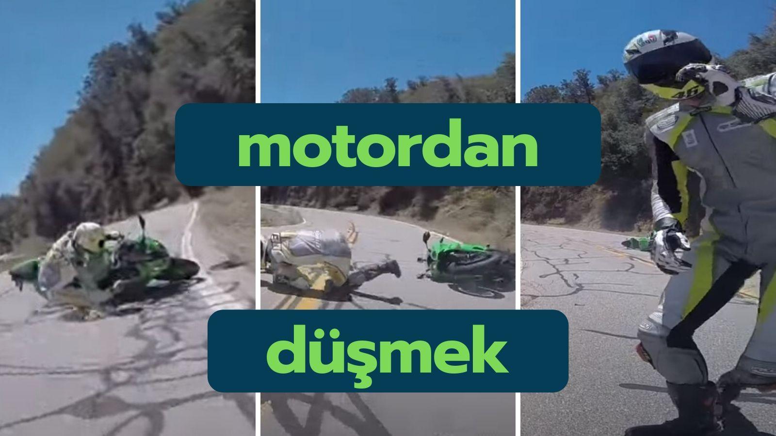 motosikletten düşüş kapak görseli