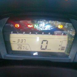 Honda Integra Konsol -1