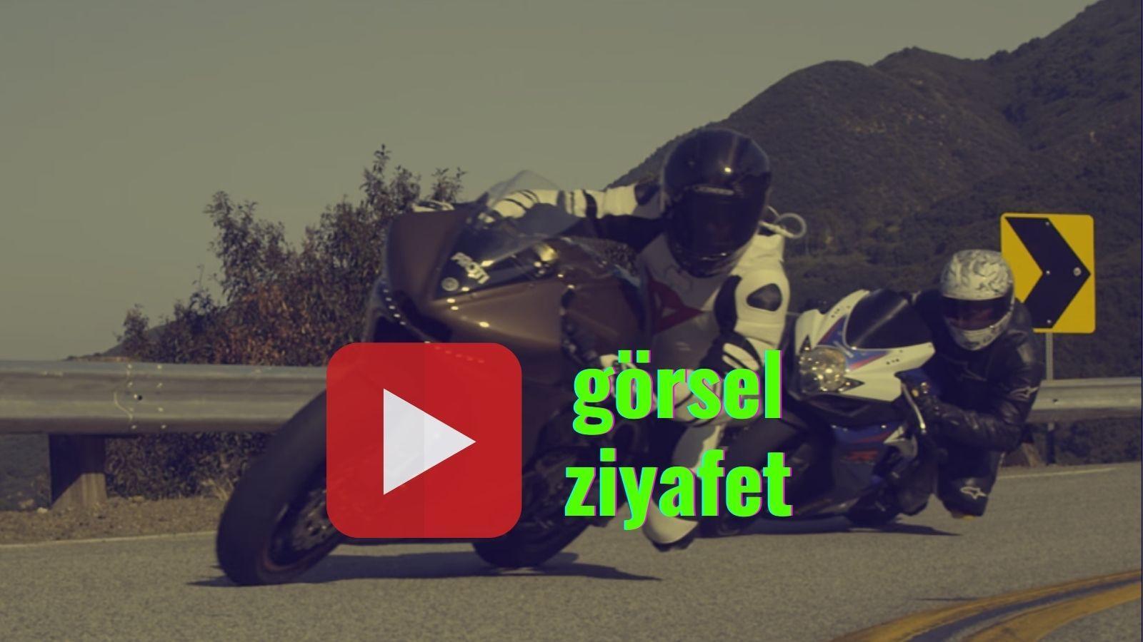 motosiklet yatırma video eğitim