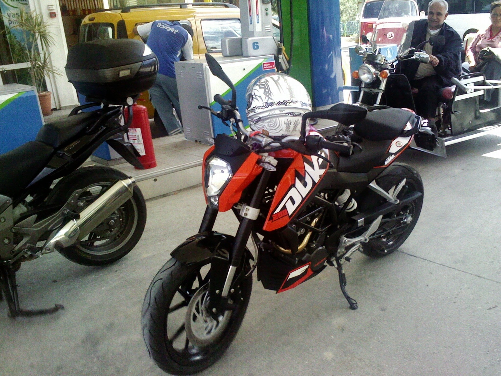 Ktm Duke 200 2013 Model Motosiklet Tanitim Motorhikayesi