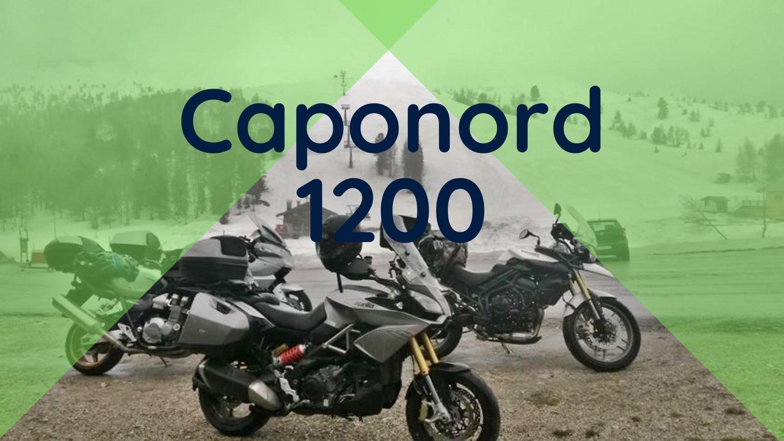 Caponord 1200 kapak görseli