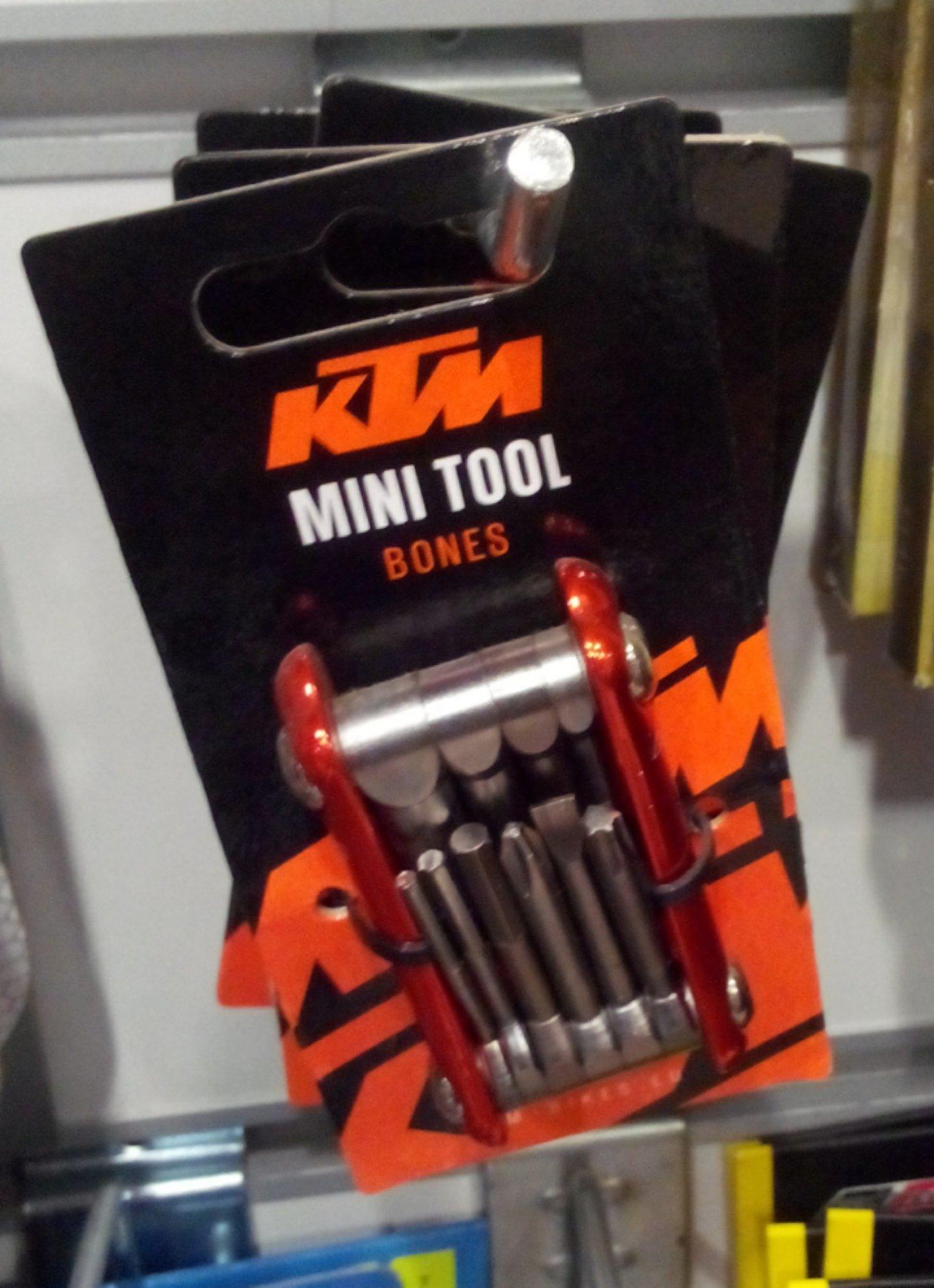 motosiklet tamir seti KTM