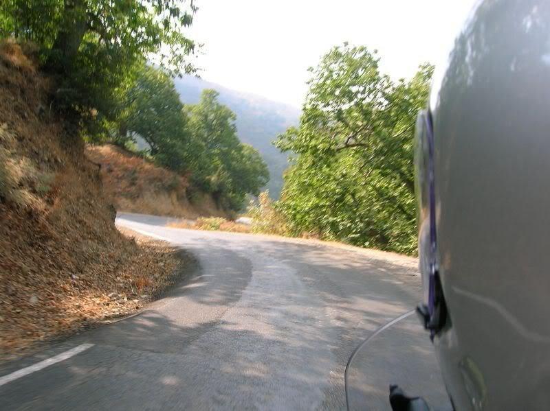 Motosiklet Rotası - Tire İncirliova Aydın Kasktan