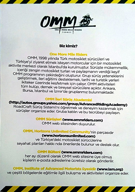 OMM El Broşürü -2