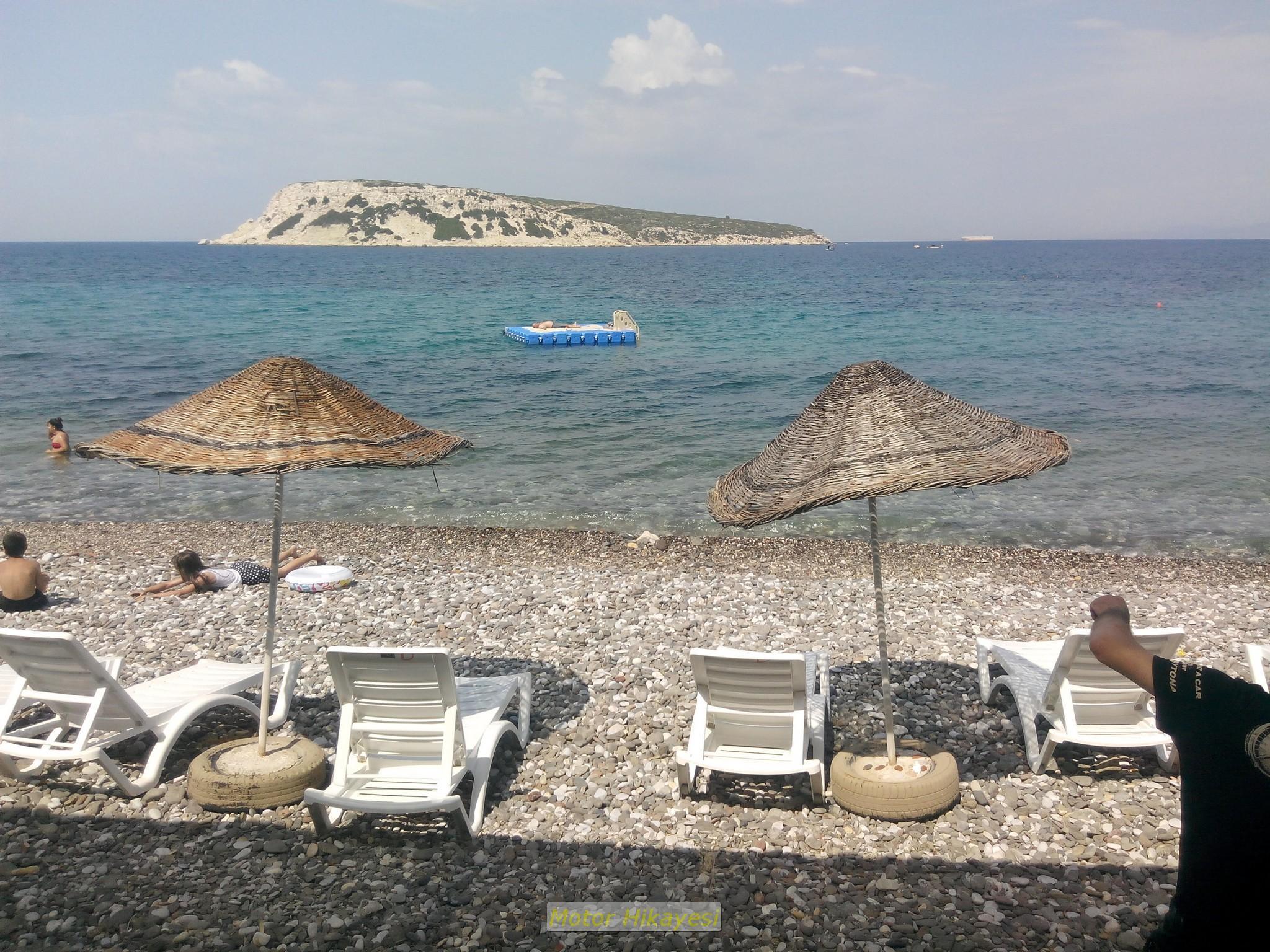 Karaburun Derin&Naz Otel - Plaj