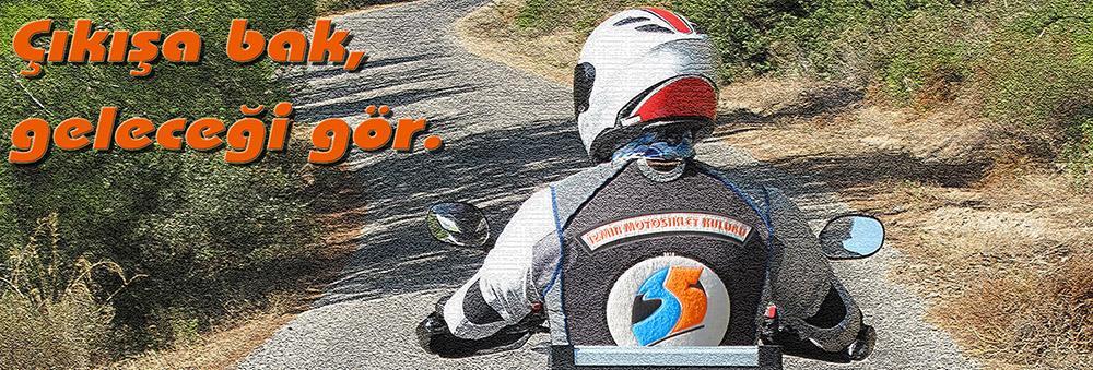 motosiklette bakış: çıkışa bak2