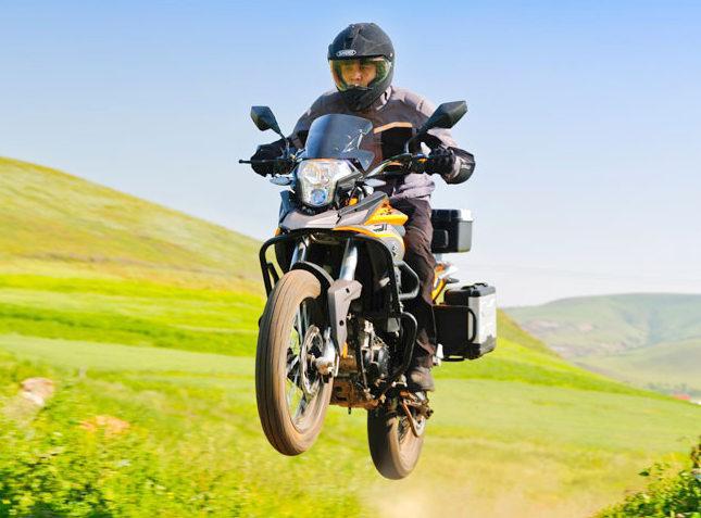 başlangıç motosikleti arazi enduro