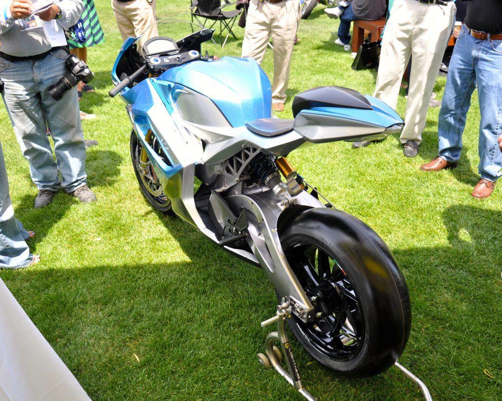 Ligthning Strike_LS218- En hızlı elektrikli motosiklet