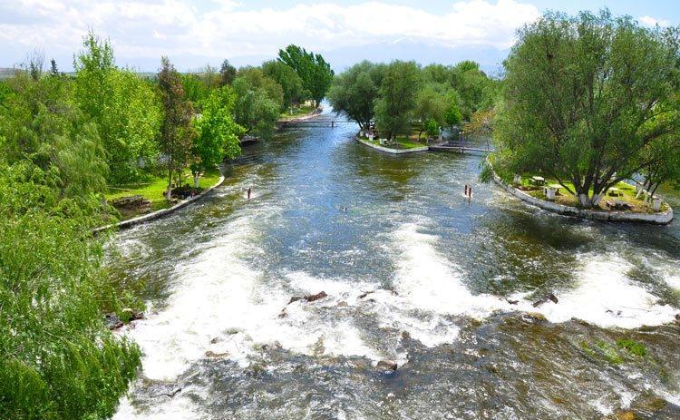 Su Uçtu Şelalesi ve Adala Kanyonu