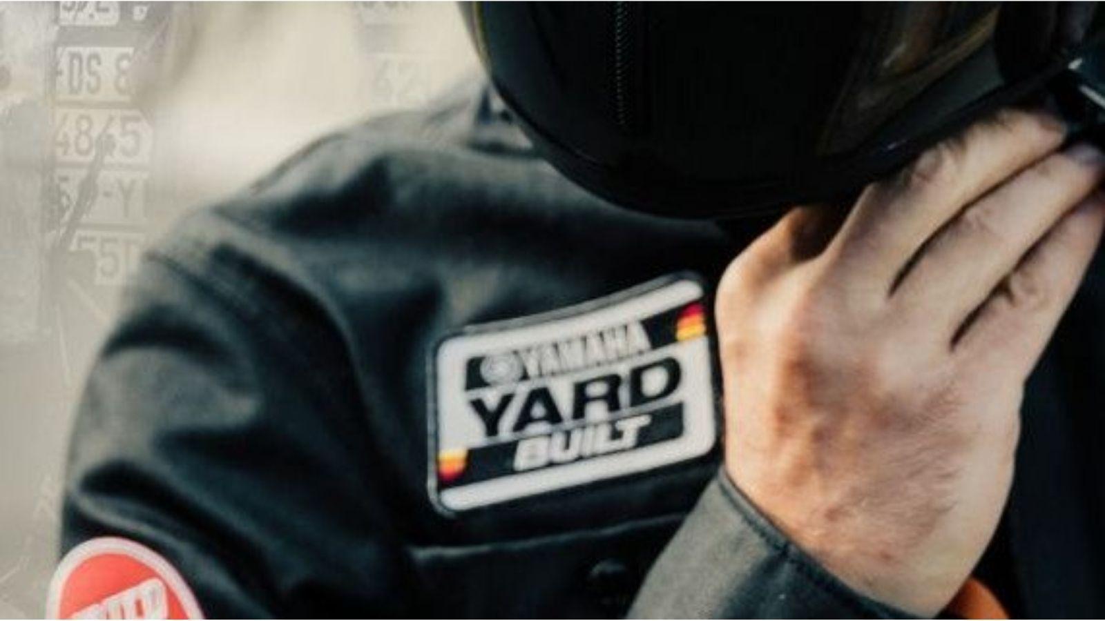 Yamaha yard built kapak