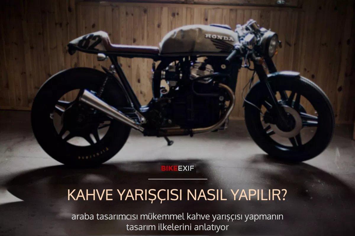 CAFE RACER YAPMAK