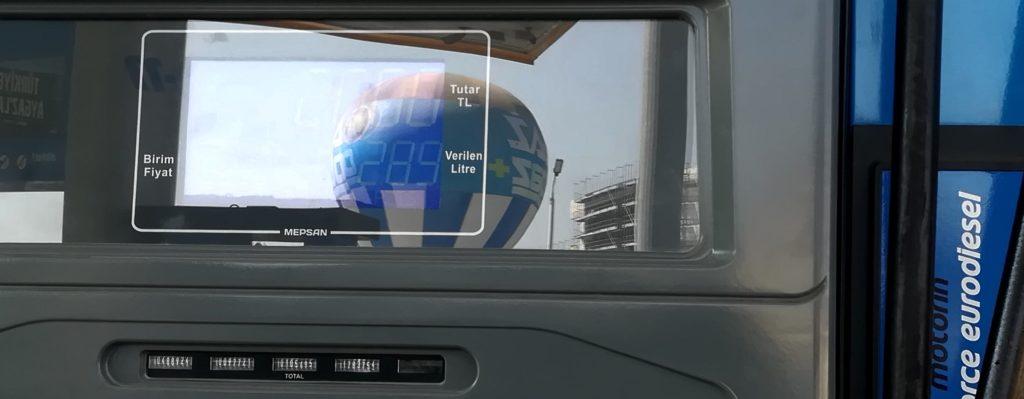 motoran allegro konsol - yakıt tüketimi