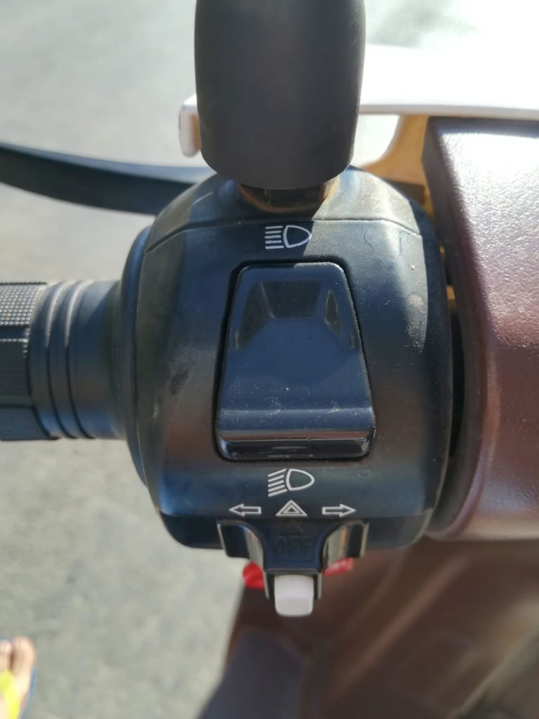 Motoran Allegro Sinyal