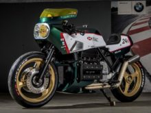 custom BMW K100 RS - 24 hours
