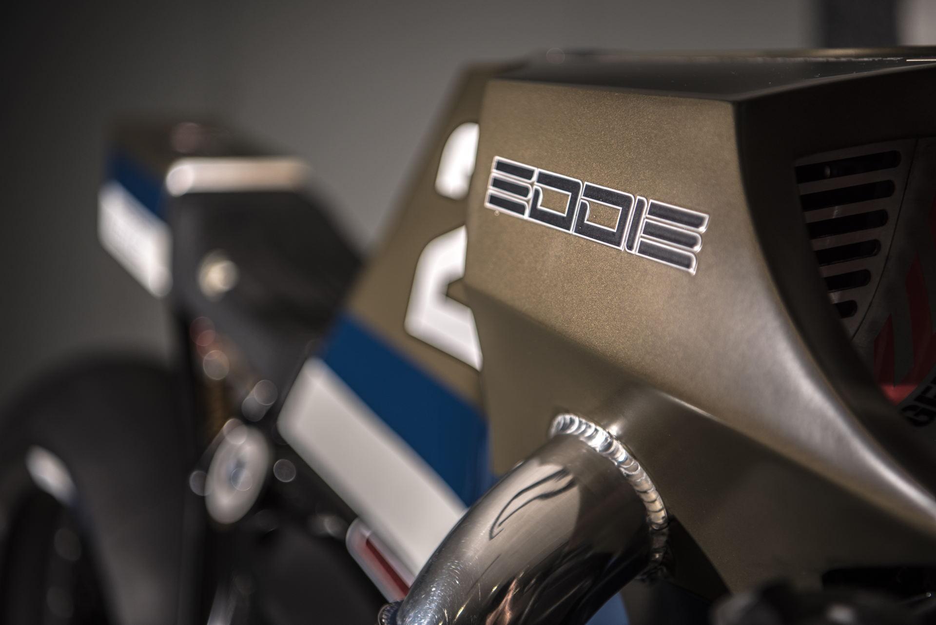 Özel Yapım BMW R1200 R LC Eddie 21