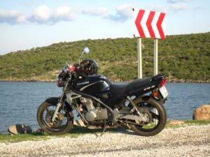 Motor Hikayesi Motosiklet blog logo