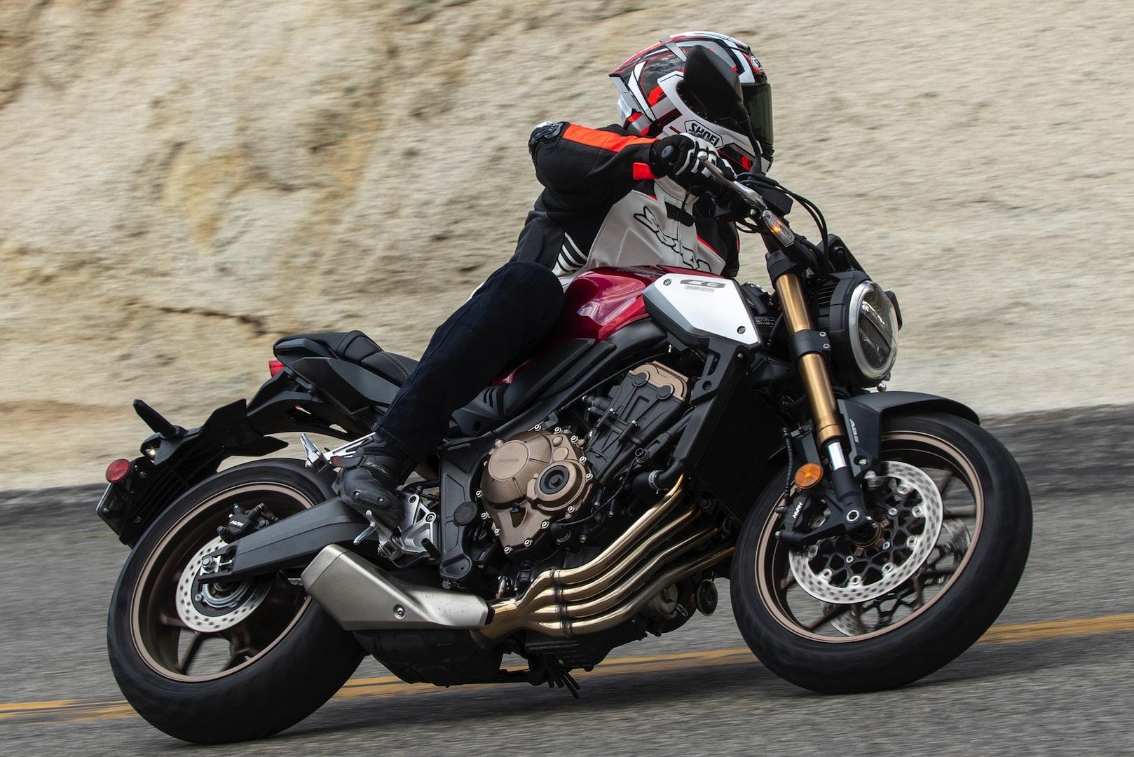 Honda CB650R (2019) Manifont Gör