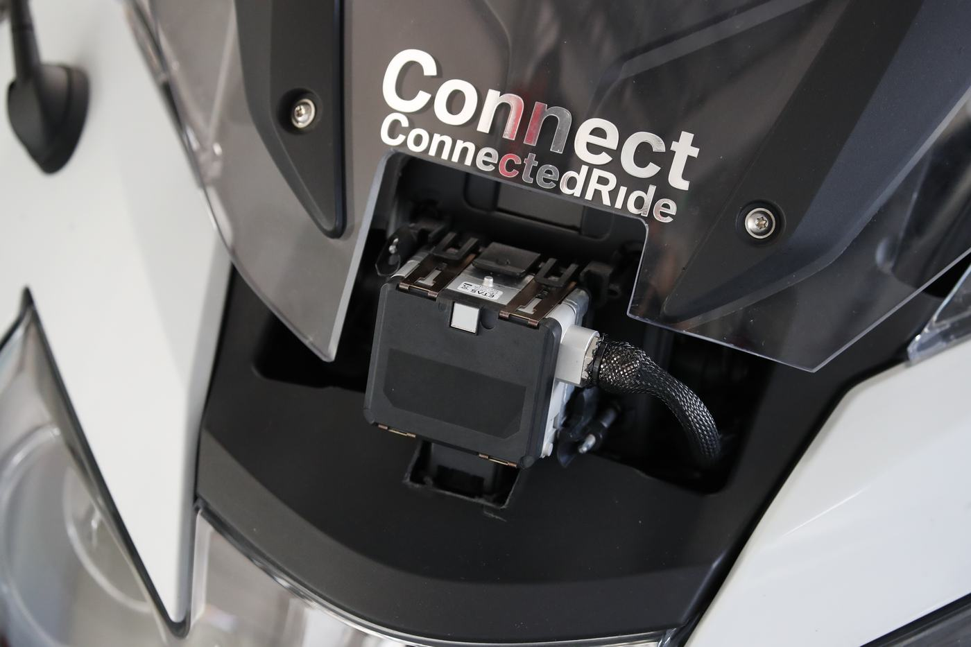 Kendi Kendine giden R1200GS Connected Ride