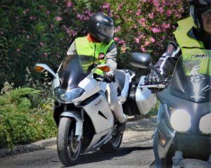 Motosiklet Bakış Ayırma