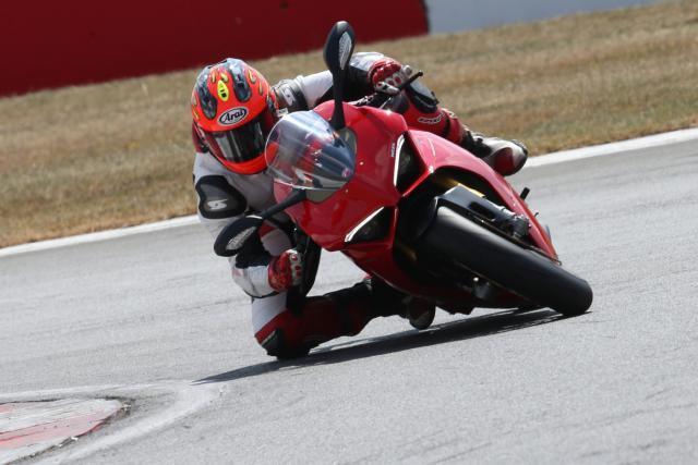 1000 cc test-2018 Panigale
