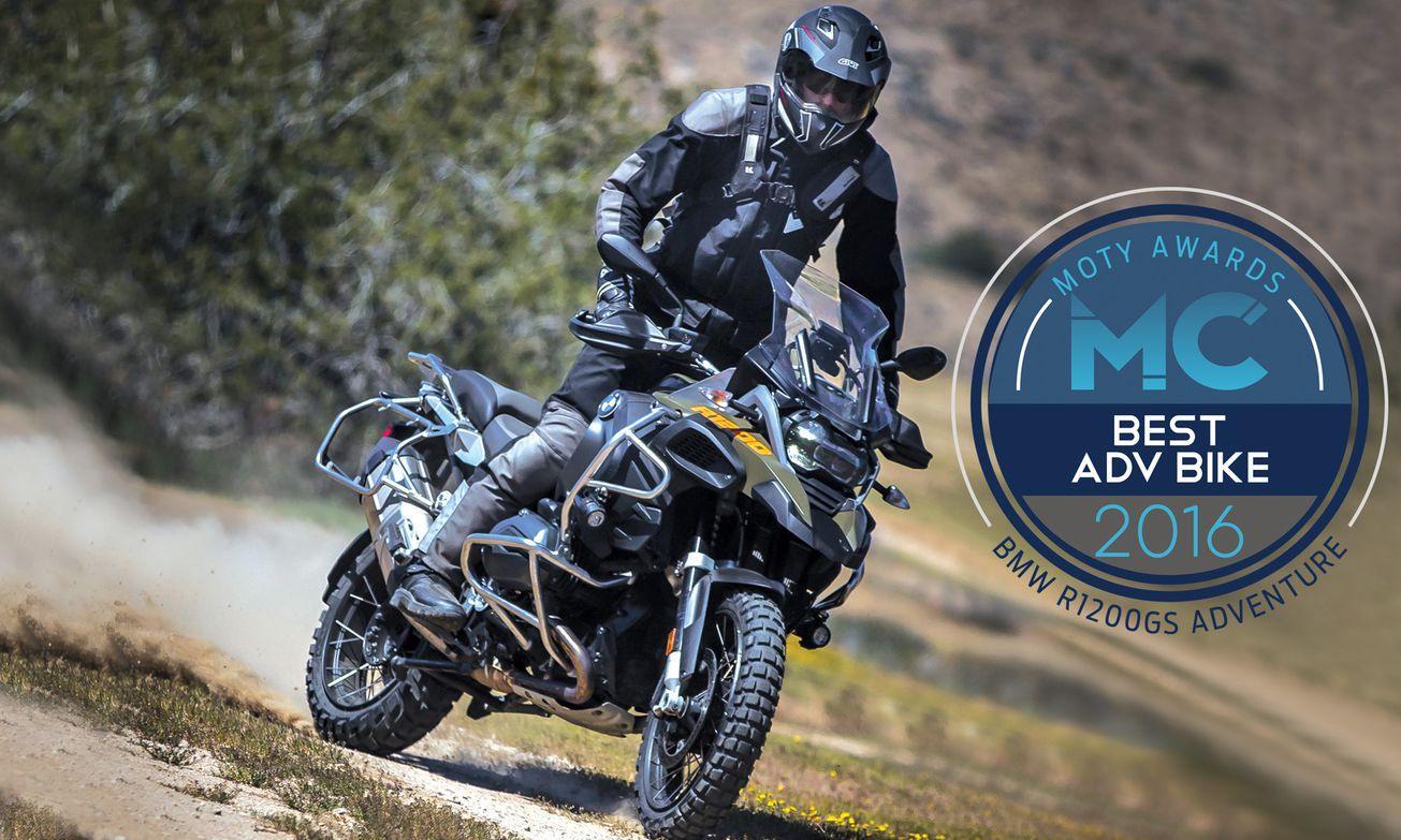 yılın motosikleti 2016 - bmw r1200gs
