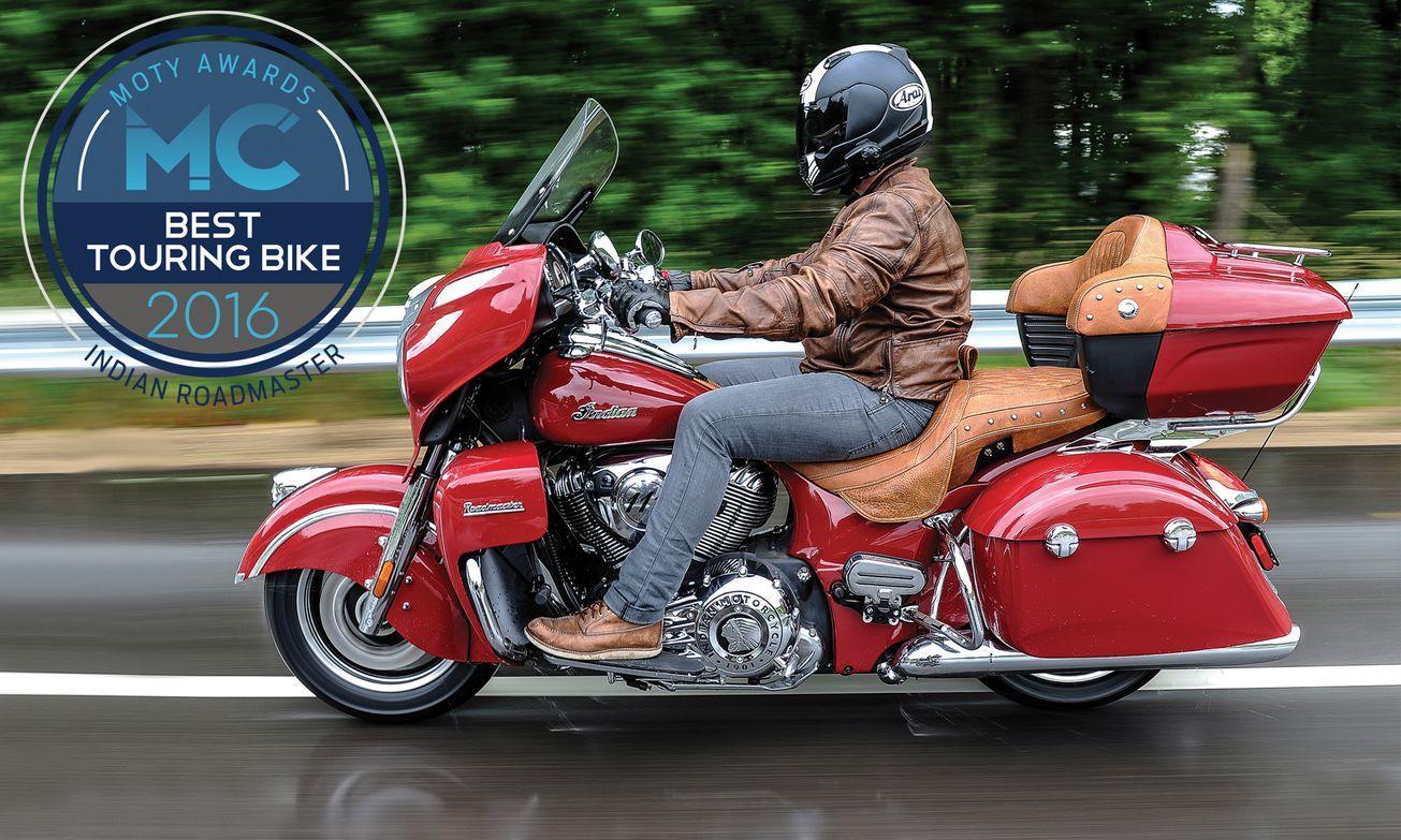 yılın gezi motosikleti 2016 - indian roadmaster