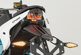Nk 400 - LED arka-aydinlatmalar