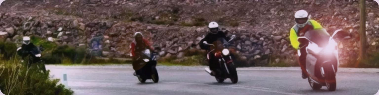 motorhikayesi banner sanatsal filtre