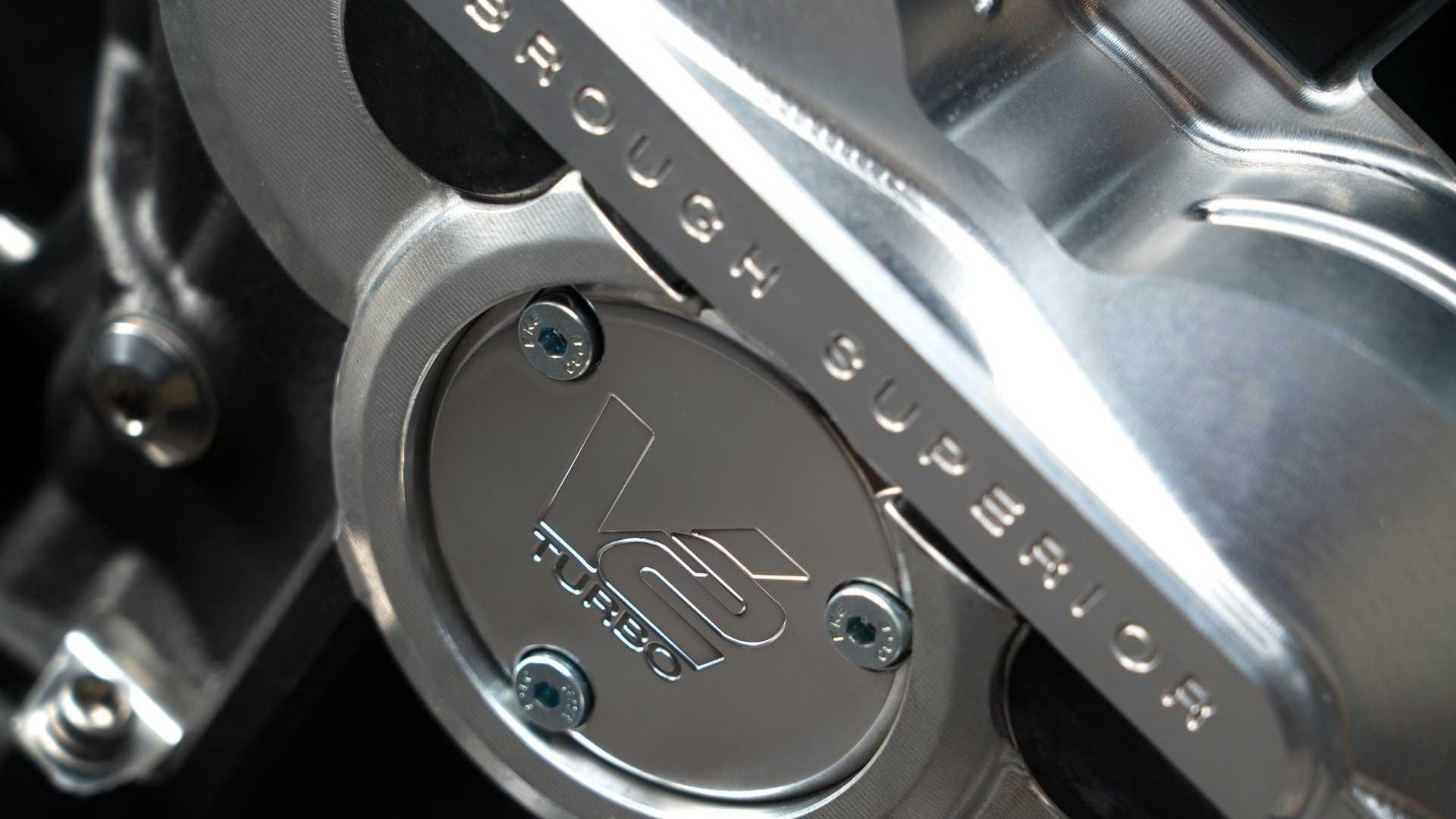 Aston Martin AMB-001 Brough Superior V2 Turbo Logo