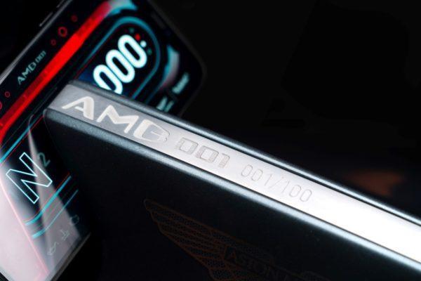 Aston Martin AMB-001 Brough Superior Depo Seri No