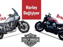 Harley Değişiyor Kapak