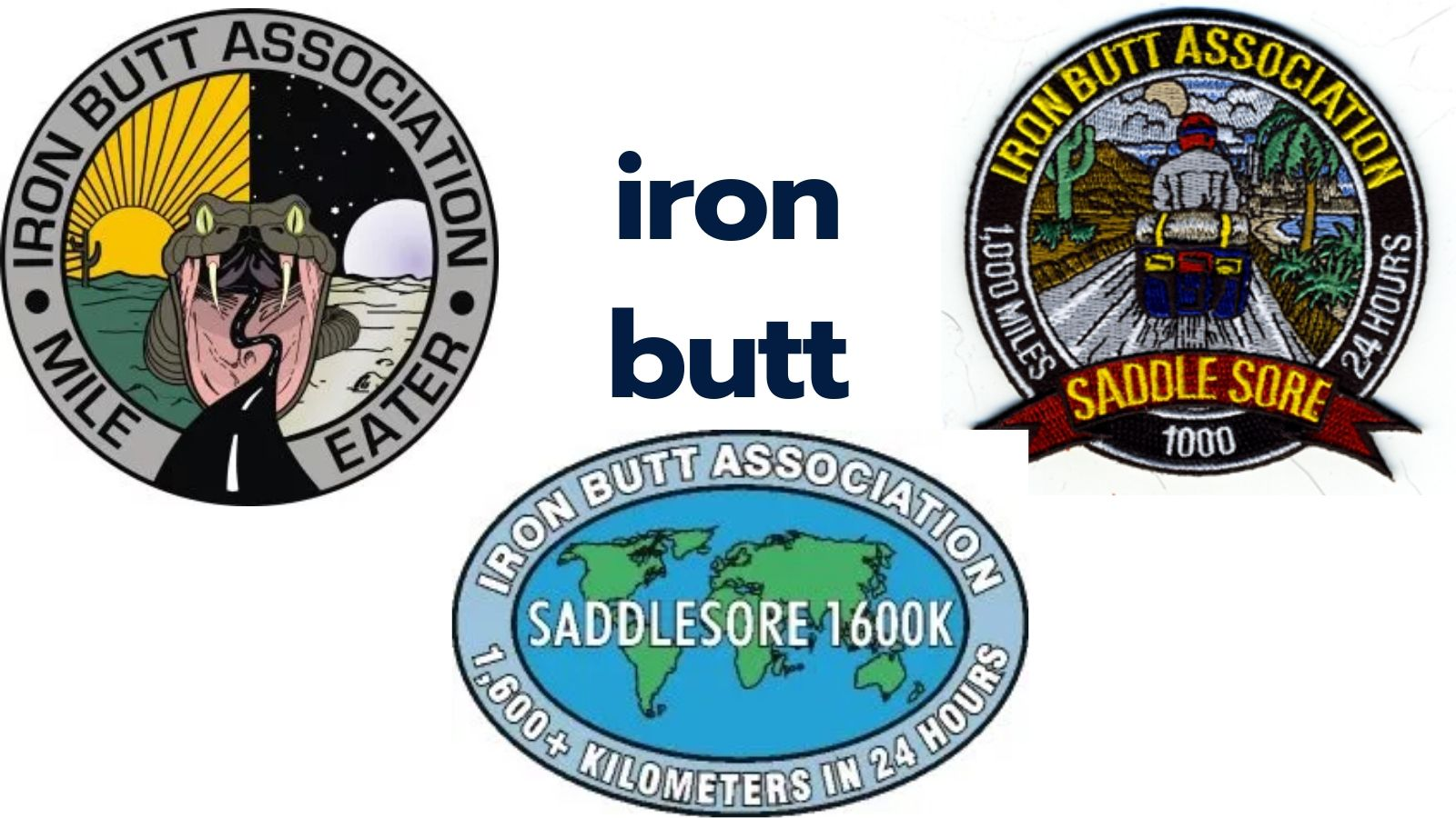 iron butt kapak