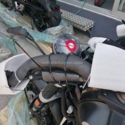 sıfır motosiklet nasıl gelir - demonte hal 2
