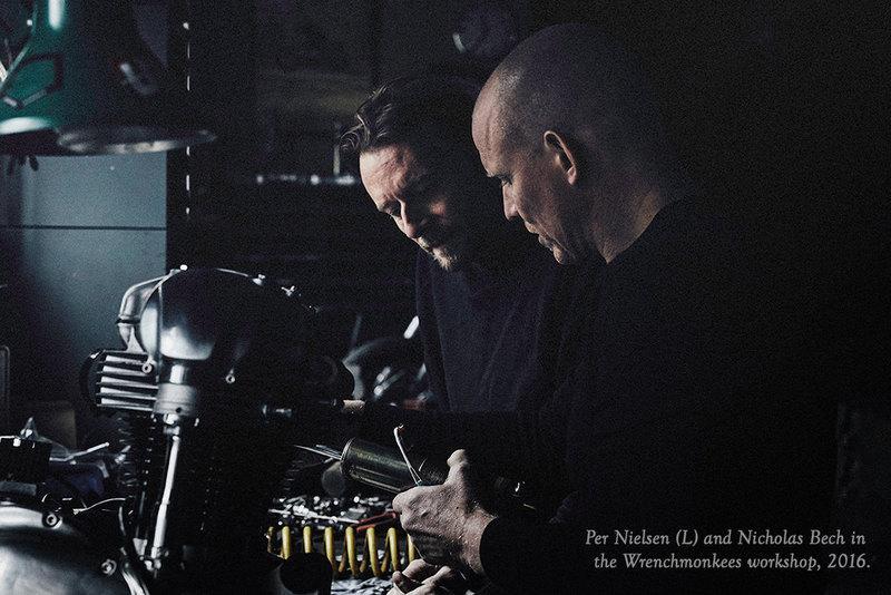 Wrenchmonkees, Per Nielsen ve Nicholas Bech