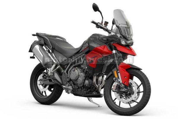 2021 model motosikletler, triumph tiger 850