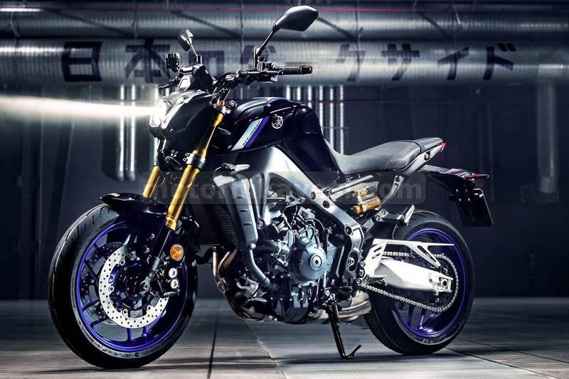 2021 model motosikletler, yamaha mt09 sp